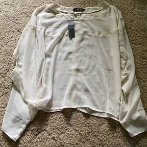 NWT FOND blouse